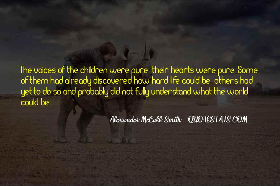 Quotes About Children's Voices #1545746
