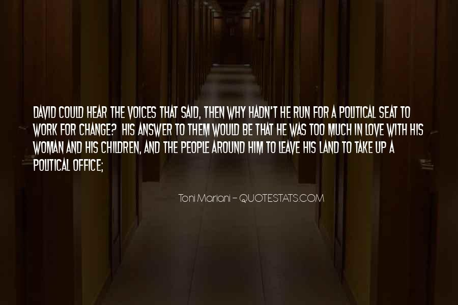 Quotes About Children's Voices #1694689