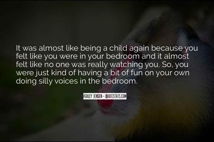 Quotes About Children's Voices #867