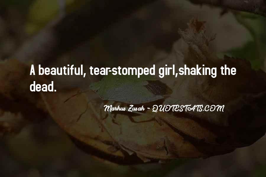 Quotes About A Beautiful Girl #187647