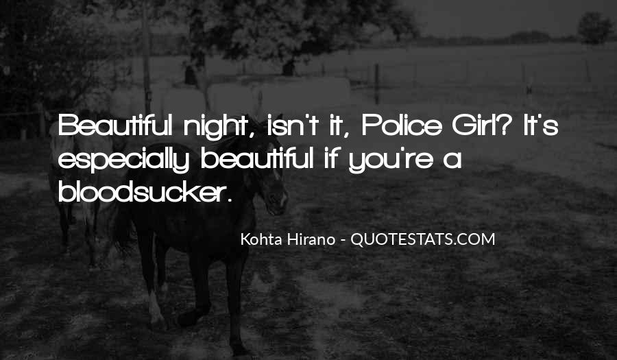 Quotes About A Beautiful Girl #215995