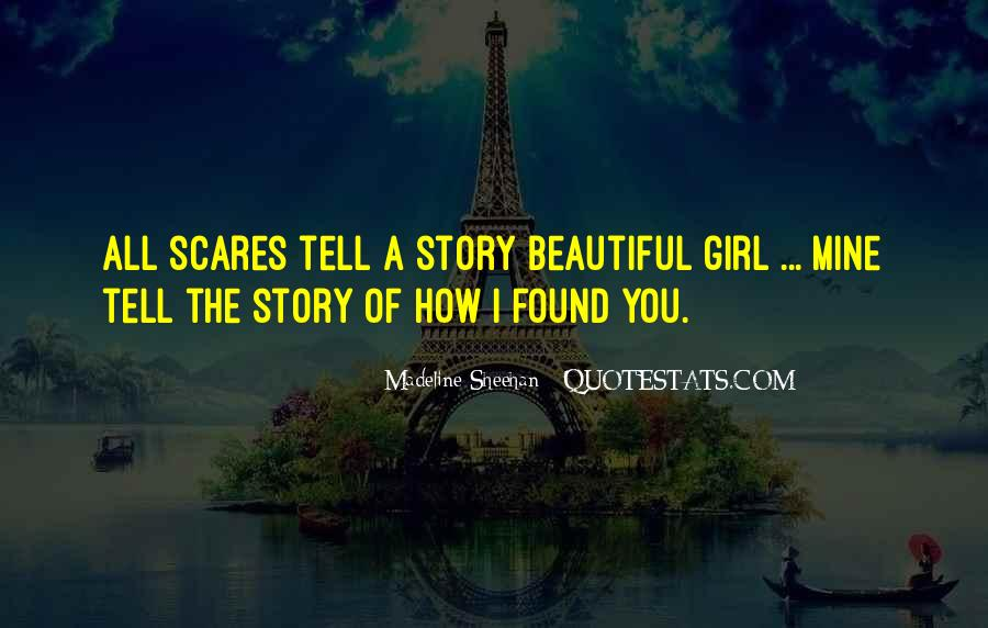 Quotes About A Beautiful Girl #225804