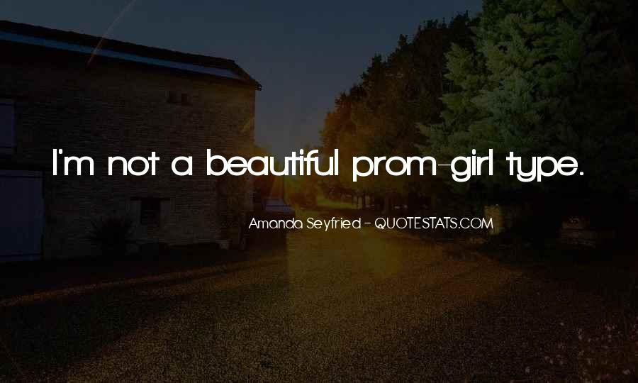 Quotes About A Beautiful Girl #313133