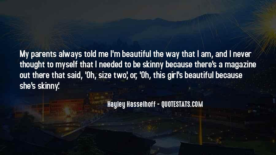 Quotes About A Beautiful Girl #362289