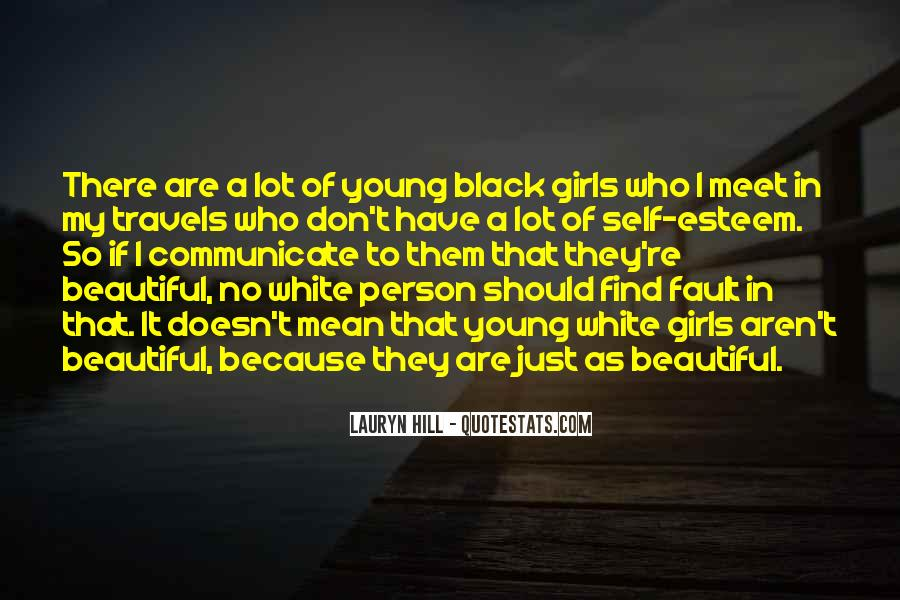 Quotes About A Beautiful Girl #546176