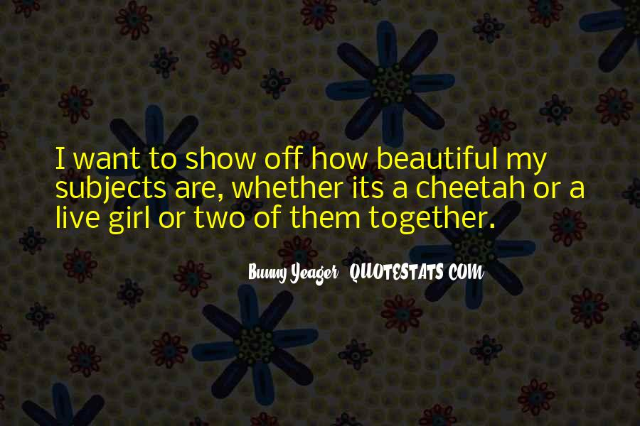 Quotes About A Beautiful Girl #638070