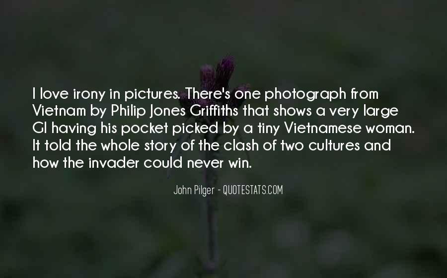 Quotes About Vietnamese Culture #1602484