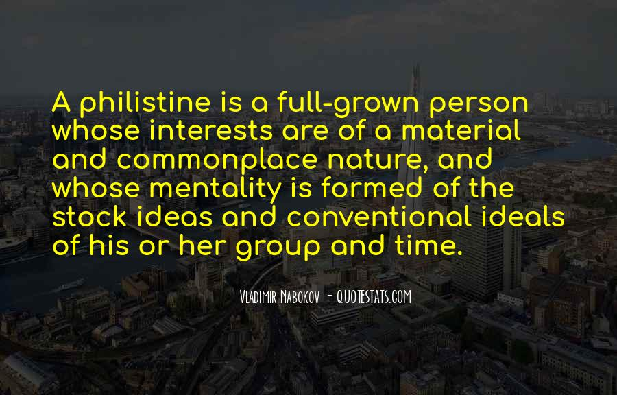 Quotes About Group Mentality #469275