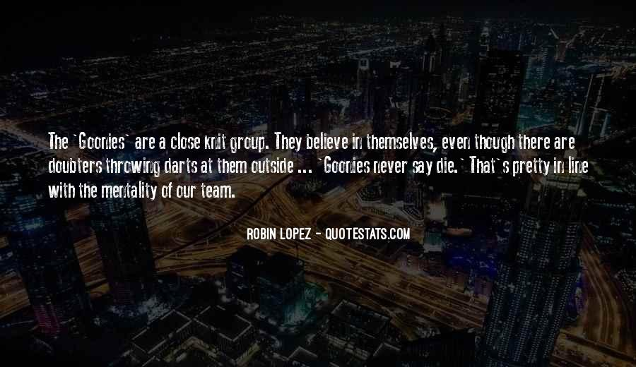 Quotes About Group Mentality #597450