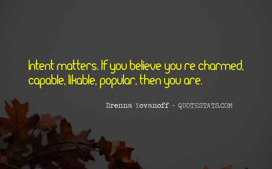 Quotes About Good And Bad Traits #1878813