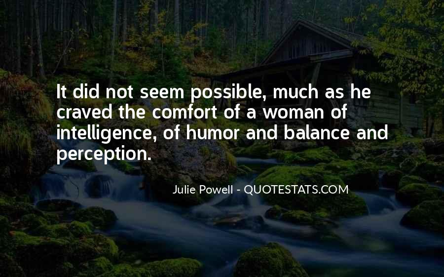 Quotes About Humor And Intelligence #409951