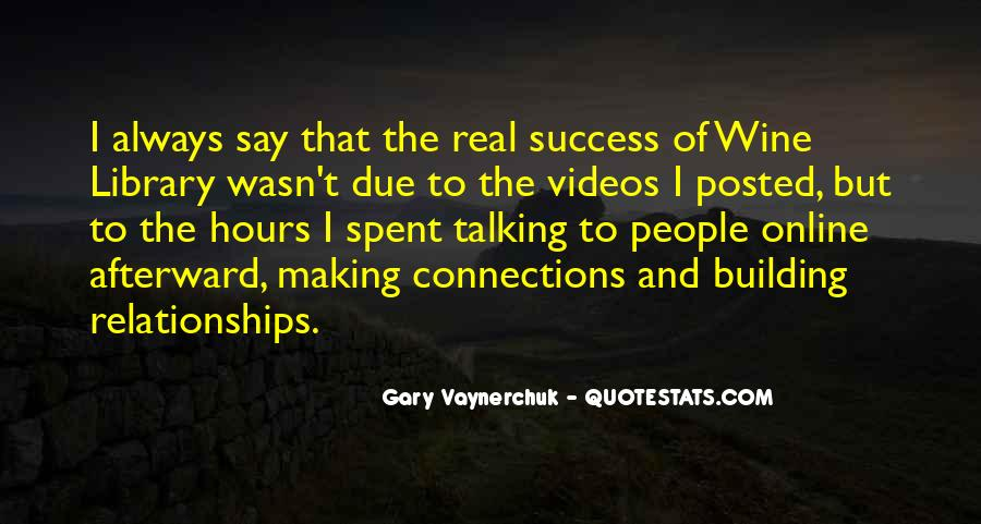 Quotes About Making Videos #1256168