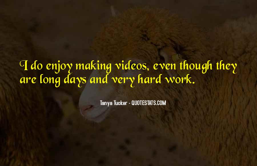 Quotes About Making Videos #1750788