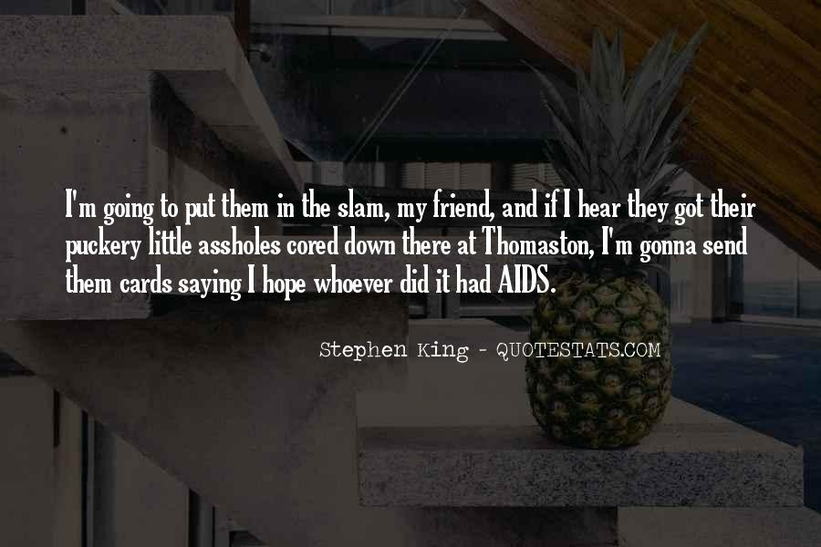 Quotes About Saying Sorry To Your Friend #168404