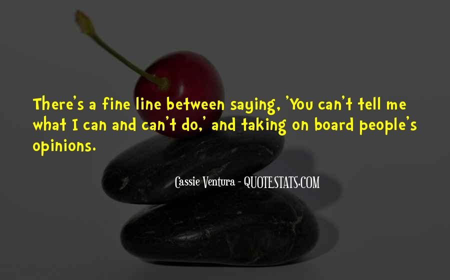 Quotes About Saying You're Fine #1030088