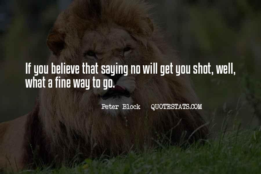 Quotes About Saying You're Fine #554743
