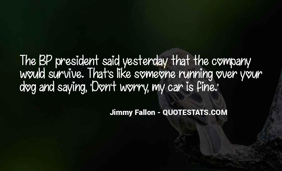 Quotes About Saying You're Fine #931825