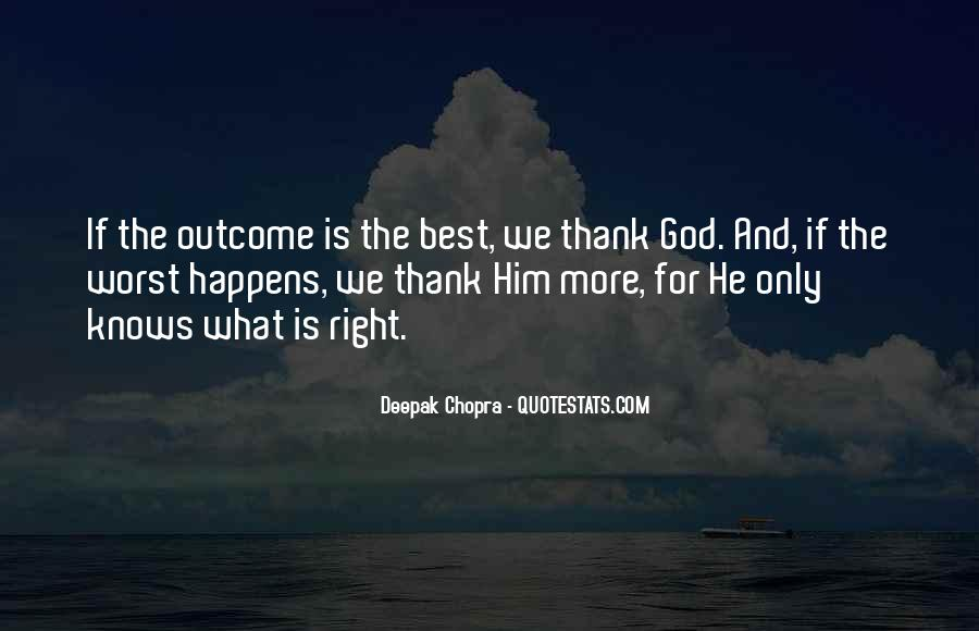 Quotes About God Knows Best #1367873