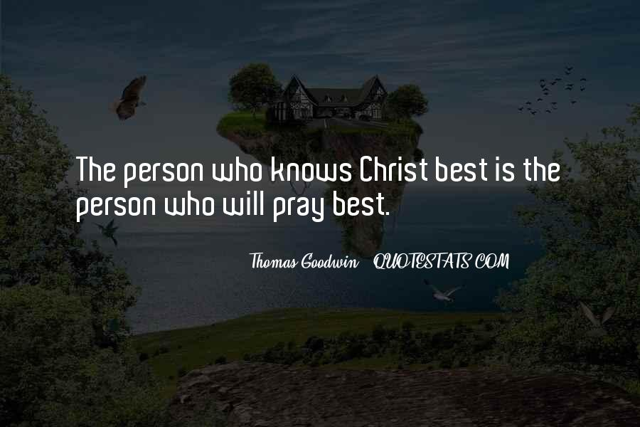 Quotes About God Knows Best #719237