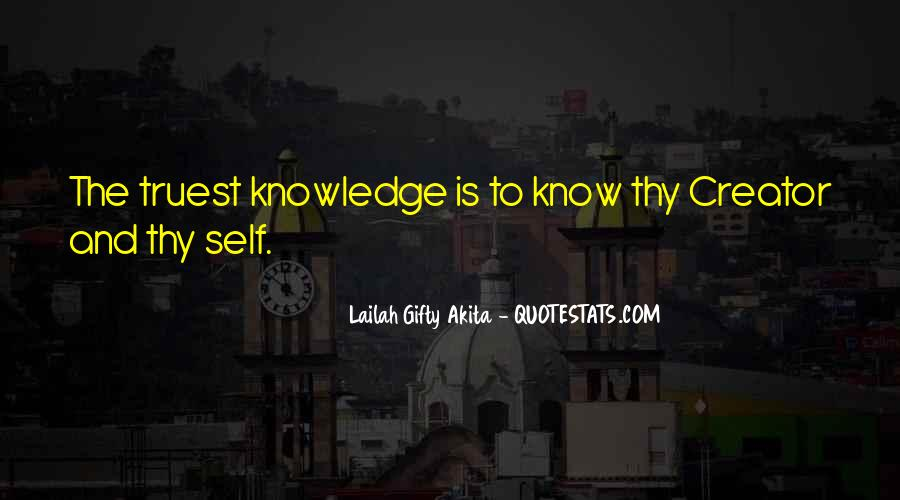 Quotes About Quest For Knowledge #333119