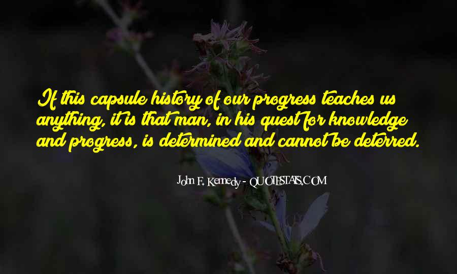 Quotes About Quest For Knowledge #415967