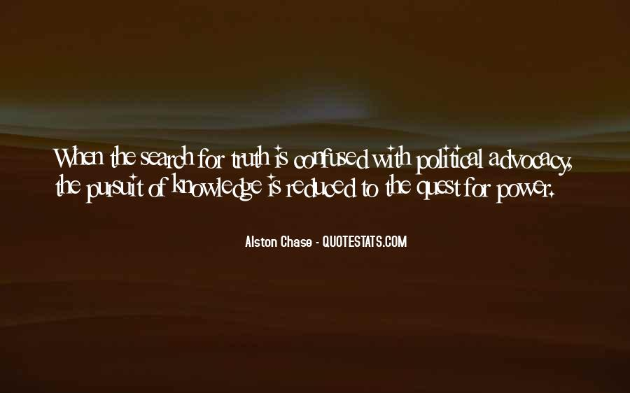 Quotes About Quest For Knowledge #851334