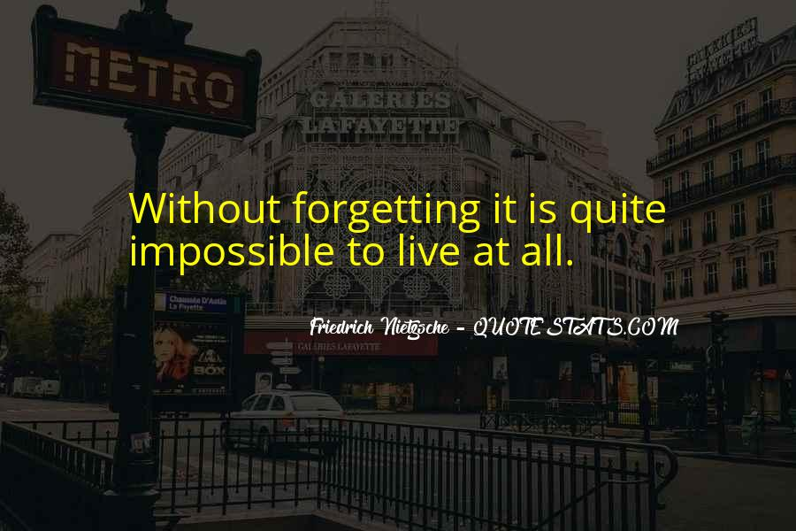 Quotes About Forgetting What Others Think #22955