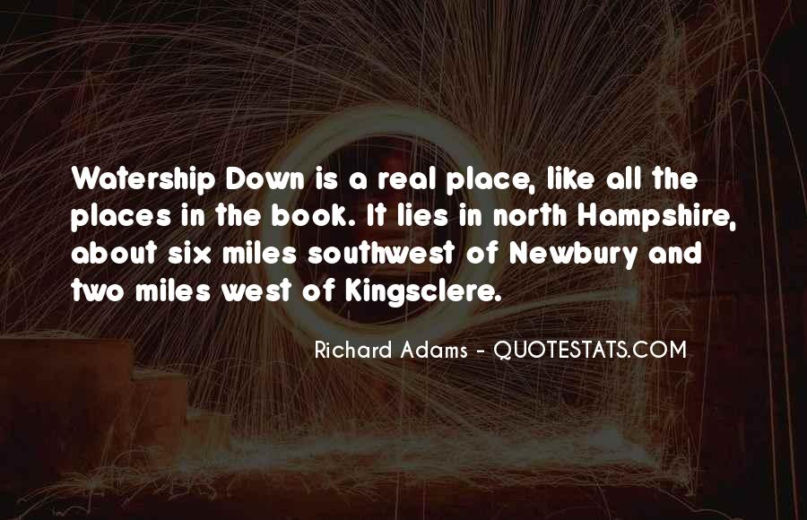 Quotes About The Southwest #1113732