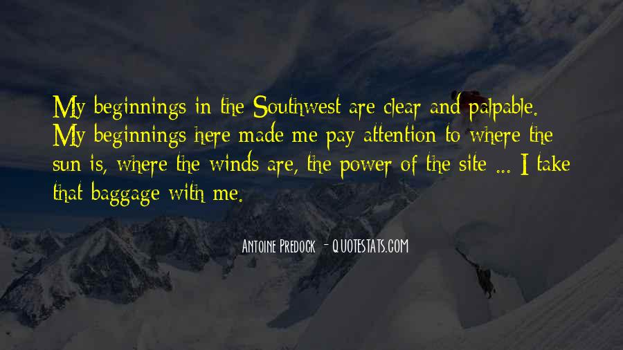 Quotes About The Southwest #114705