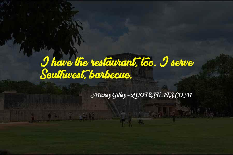 Quotes About The Southwest #1187353