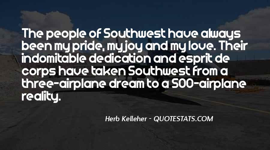Quotes About The Southwest #1439228