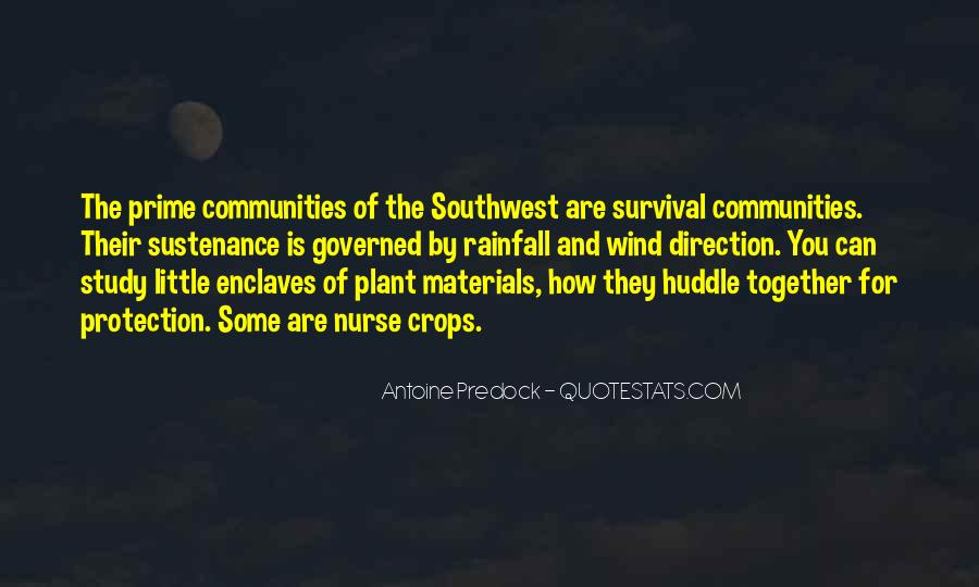 Quotes About The Southwest #1588627