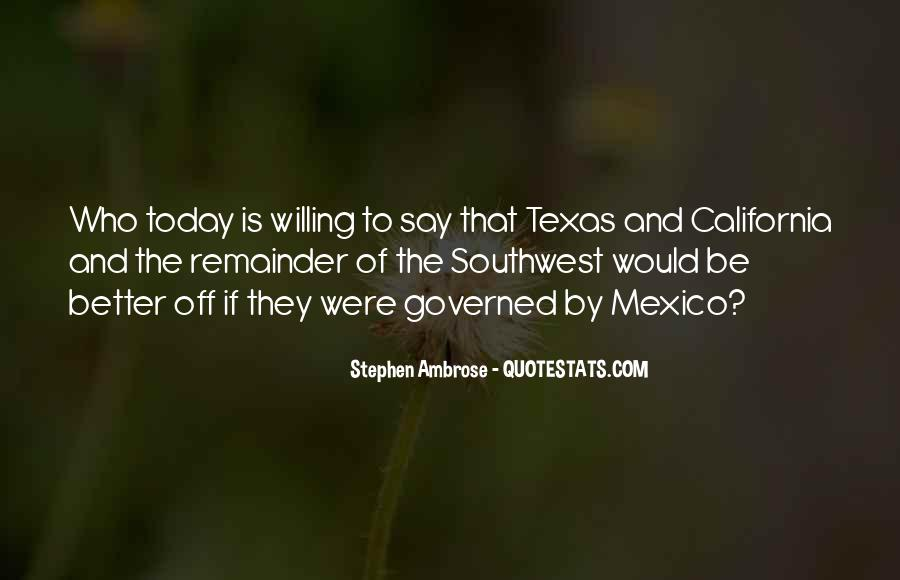 Quotes About The Southwest #271300