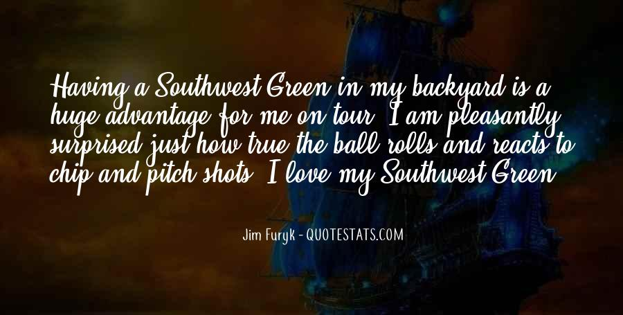 Quotes About The Southwest #336776