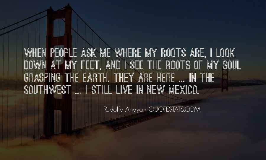 Quotes About The Southwest #548320