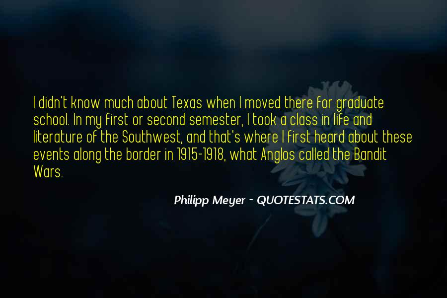 Quotes About The Southwest #943111