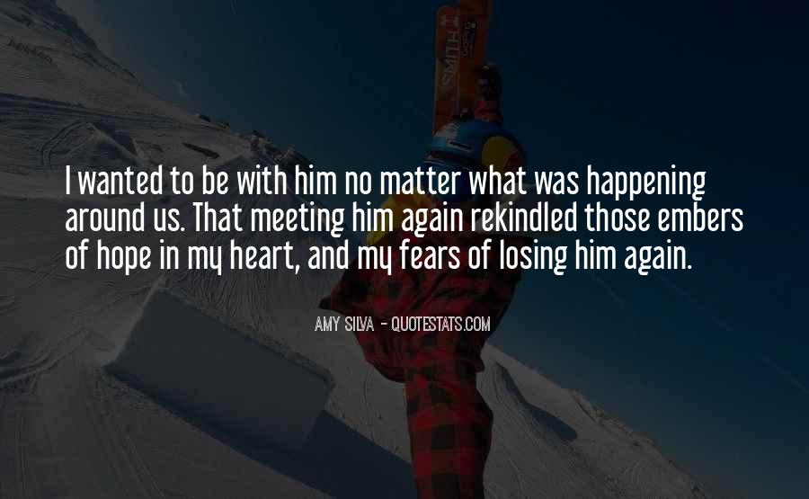 Quotes About Losing Hope In Someone #385597