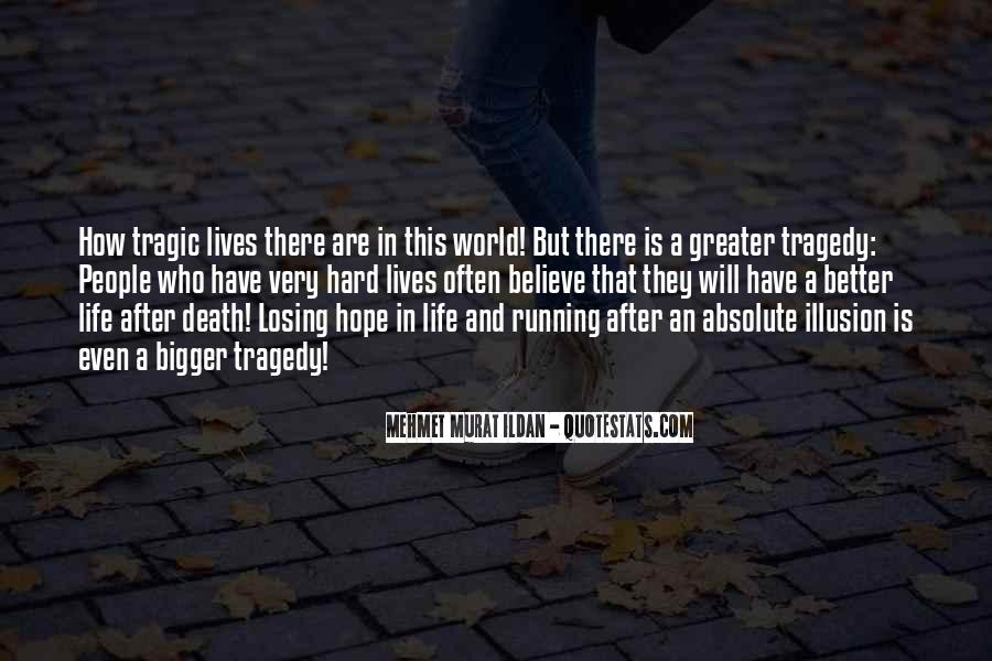 Quotes About Losing Hope In Someone #422025