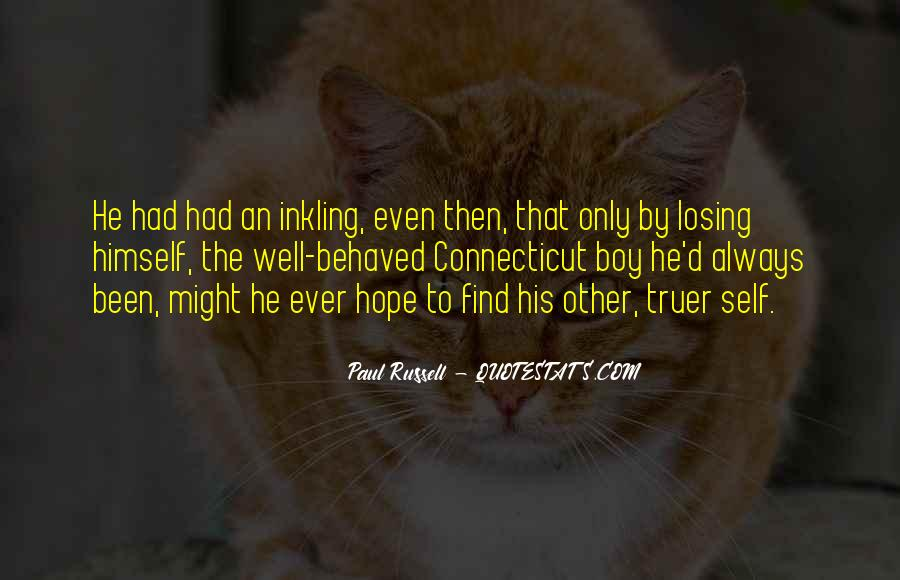 Quotes About Losing Hope In Someone #58042