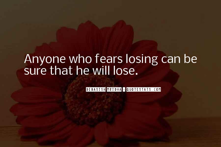 Quotes About Losing Hope In Someone #872217