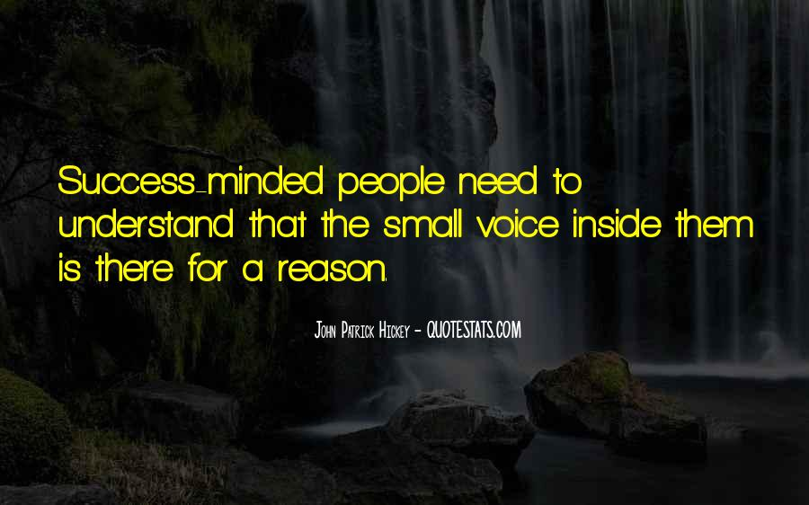 Quotes About Small Minded #1337324