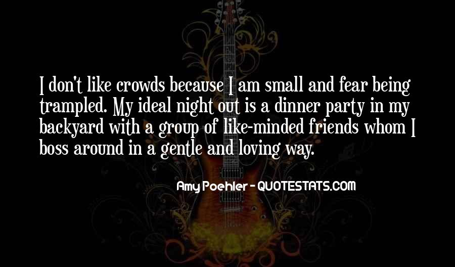 Quotes About Small Minded #415001