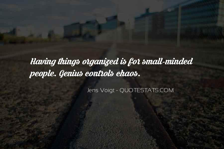 Quotes About Small Minded #929299