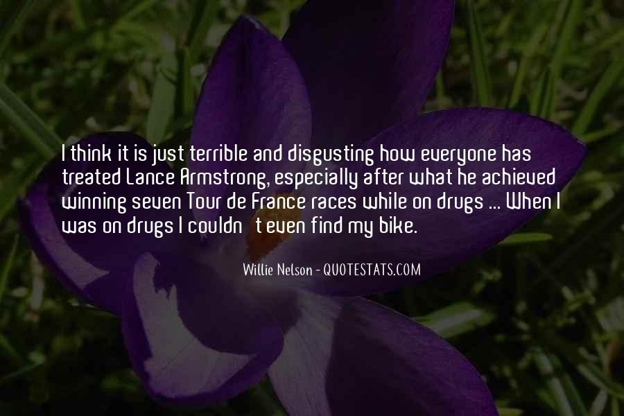 Quotes About Bike Race #713641