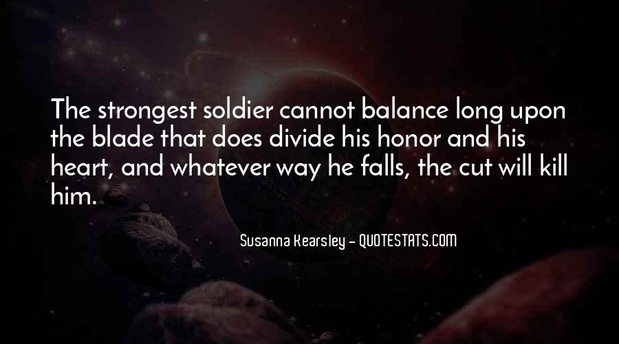 Quotes About Balance And Love #438672