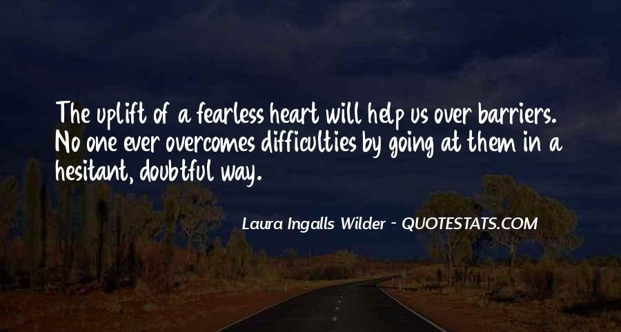 Quotes About Doubtful #146874