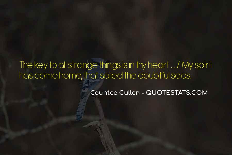 Quotes About Doubtful #21473