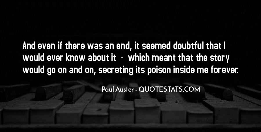 Quotes About Doubtful #23044