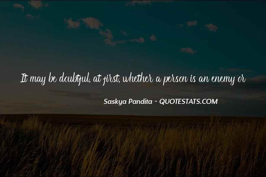 Quotes About Doubtful #284378
