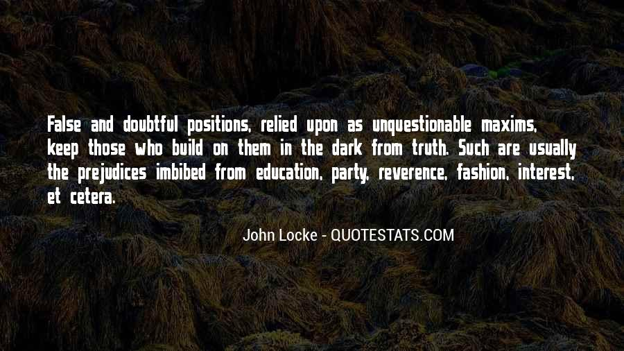 Quotes About Doubtful #366962